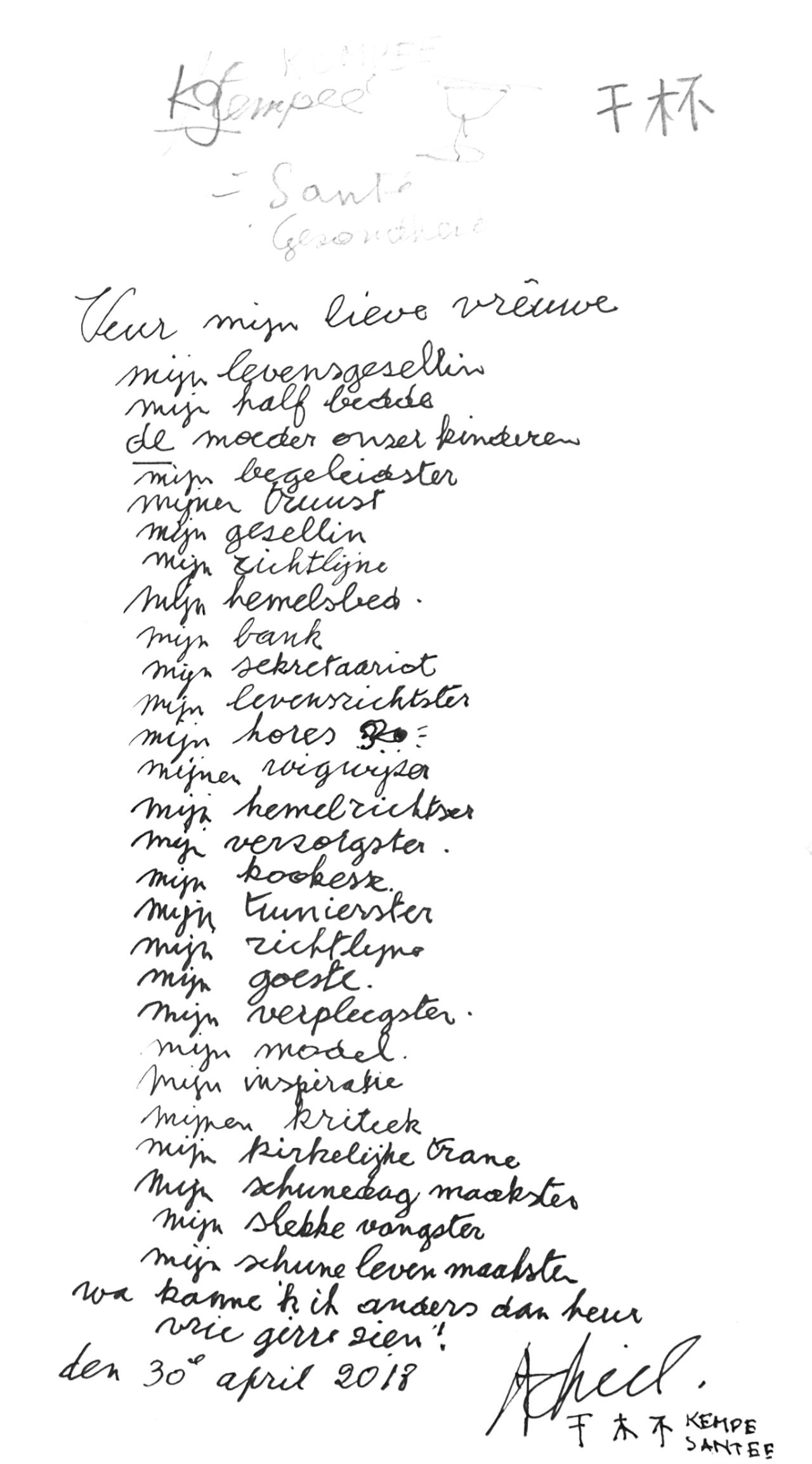 Brecht Hayen Index